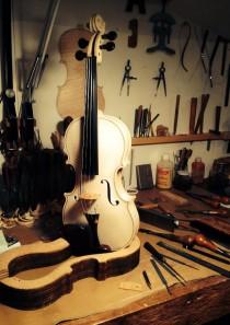 竹のヴァイオリン①